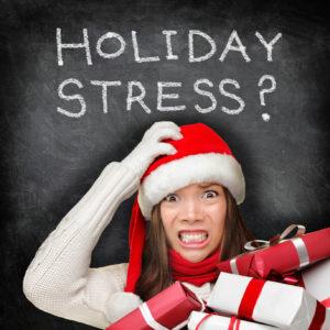 holidaystress